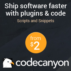Codecanyon - Premium Plugins and Scripts
