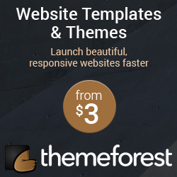 Themeforest - Premium Site Templates and Themes